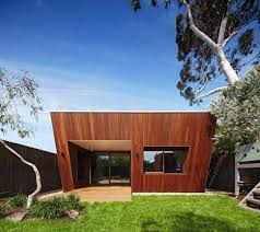100 Modern Wooden House Design Trapezoid Shaped