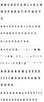 Gutcruncher Font Dafontcom