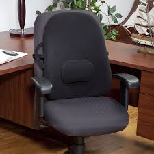 Orthopedic Office Chair Cushions by Practical Pillow Guide Best Back Support For Office Chairs