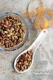 Roasted Shelled Pumpkin Seeds by How To Roast Pumpkin Seeds 6 Recipes Cool Mom Picks