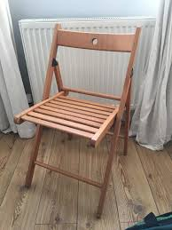 Lovely Vintage Retro Folding Chair | In Streatham, London | Gumtree