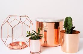 Trendiest And Most Popular Home Decors With Special Captivating Decorating Feature There Are More To Using Copper Decor That Meet The Eyes