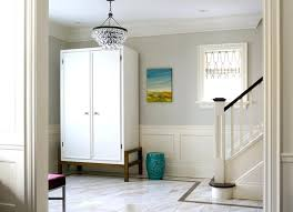 Painted Ideas Entry Modern With Bench Entrance Floor Armoire Dining Room Eclectic Antique Breakfast