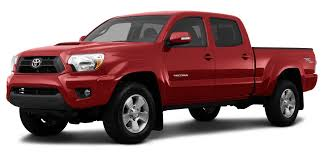 100 Toyota 4 Cylinder Trucks Amazoncom 2012 Tacoma Reviews Images And Specs Vehicles