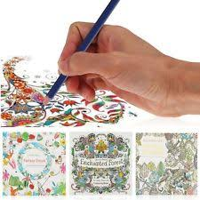 English Version Of The Secret Garden Coloring Book 24 Pages For Adult Kids Gifts