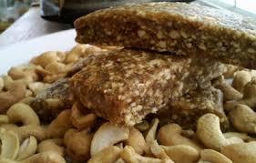 Homemade Lara Bars Cashew Cookie