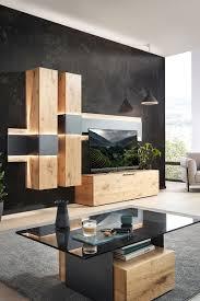 voglauer wohnwand echtholzfurnier stahl kaufen