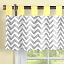 Yellow Valance With Blind Ideas For Kitchen Design And Decor Image Of Gray Cabinet