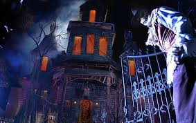Halloween Express Paducah Ky 2015 by Haunted Houses In Kentucky Talon Falls Screampark Paducah