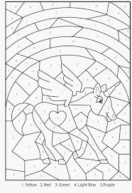 100 Coloriage Anti Stress Pdf Of Free Printable Magical Unicorn