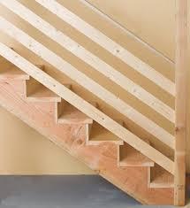 comment faire un escalier exterieur en bois 1 fabriquer un