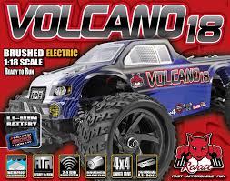 100 Fast Electric Rc Trucks Redcat Racing VOLCANO18 118 Scale RC Monster Truck COMING