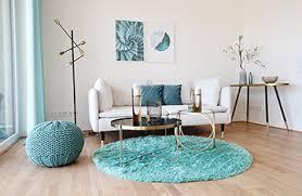 wohnen mit farbe homestaging
