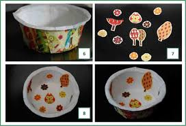 Craft For Kids With Paper Cups Step By Cotton Art And