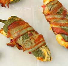 Happy Living Halloween Jalapeno Poppers by Kitchen Simmer Bacon And Pimento Cheese Jalapeno Poppers