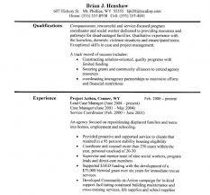 Professional Skills Resume Examples