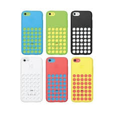 Apple iPhone 5C Silicon Case Assorted Colors Daily Steals