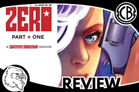 Review Ghost Station Zero Comic Bastards