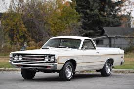 100 1969 Ford Truck For Sale Ranchero For Sale 2028626 Hemmings Motor News