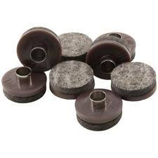 Rubber Furniture Pads For Wood Floors by Furniture Felt Pads Ebay