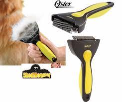 Horse Hair Shedding Tool by Oster Shedmonster Pet Cat Dog Hair Coat Fur Stripper Deshedding