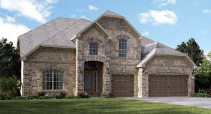 Lakes at Creekside Heartland and Wentworth Collections New Home