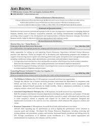 Resume Sample For Fresh Graduate Human Resource New Senior Resources Assistant Job Description Hr