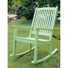 Acacia Large Rocking Chair