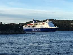 Cruise Ship Sinking 2016 by Oscarsborg Fortress A Newbie In Norway