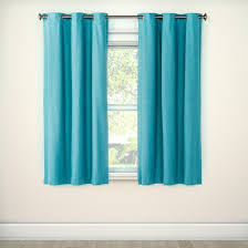 windsor light blocking curtain panel teal 42 x63 eclipse