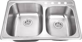 33x22 Stainless Steel Sink Drop In by Tm6040 33