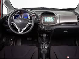 Honda Fit Interior Honda Interiors Pinterest