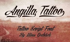 20 Best Tattoo Lettering Fonts For Download Free Premium Letters