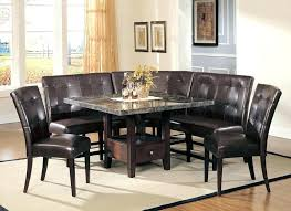 Corner Booth Seating Dining Room Collection Tables