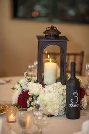 Wedding Tables Winter Table Centerpiece Ideas
