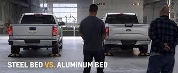 2016 Silverado Steel Bed Vs. F-150 Aluminum Bed | Cox Chevy