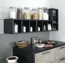 etagere de cuisine murale etagere meuble cuisine rangement cuisine dacco mural pratique catac
