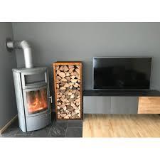 woodpecker corten h 120 cm