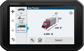 100 Garmin Commercial Truck Gps Dzl 780LMTS 7 Ing GPS With Bluetooth And Lifetime Map And Traffic Updates Black