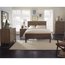 Delfinal Bed Set Modus Contemporary Bedroom Sets