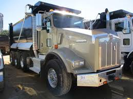 100 Tri Axle Dump Trucks Truck Unique 2015 Kenworth T800 Truck Vin Sn