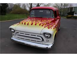 100 1957 Chevy Panel Truck For Sale Chevrolet For ClassicCarscom CC985744