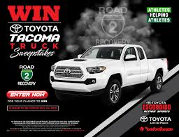 Motocross Press: THE TOYOTA TACOMA TRUCK SWEEPSTAKES BENEFITING THE ... New Or Special Ford For Sale In Rockford Il Rock River Block 2005 Silverado Sport Side 1500 Red Truck V8 Leather 75k Miles Tdy F150 Craigslist Huntington Ohio Used Cars And Trucks Best For By Sales Chevy Dodge Fagan Trailer Janesville Wisconsin Sells Isuzu Chevrolet Alan Browne Genoa Sycamore Lake F250 Super Duty Il Cstar Of Local Collision Repair Experts Mi