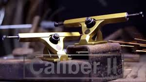 100 Caliber Precision Trucks NOT YOUR NORMAL II Longboard Truck Review YouTube