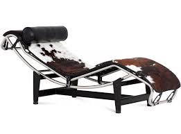 Le Corbusier LC4 Chaise Longue Cowhide   Platinum Replica Lc4 Chaise Lounge By Le Corbusier Flyingarchitecture Genuine Leather Lounge Chair Black The Peculiar Story Of The Longue By Designer Bi Color Products Tr41001 Style Chaise Longue Corbusijeanneret Perriand Lc4 All Sets Dzine Furnishing La White Taracea Mammoth Dark Stained Oak Base