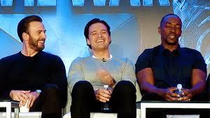 6564 Apr 11 2016 The Purest Gifset Chris Evans Sebastian Stan Anthony Mackie