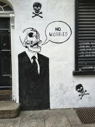 Dublin Street Art In The Streets Of