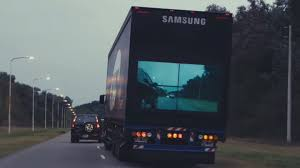 The Samsung Safety Truck's Brilliance And Challenges - The Drive