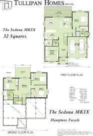 100 Downslope House Designs Sedona MKIX Hampton Facade Home Design