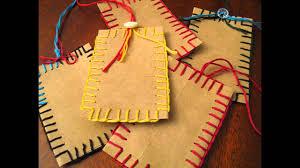 Brown Paper Bag Crafts Ideas